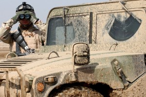 Managing submersion for military vehicles | Military vehicle dynamics