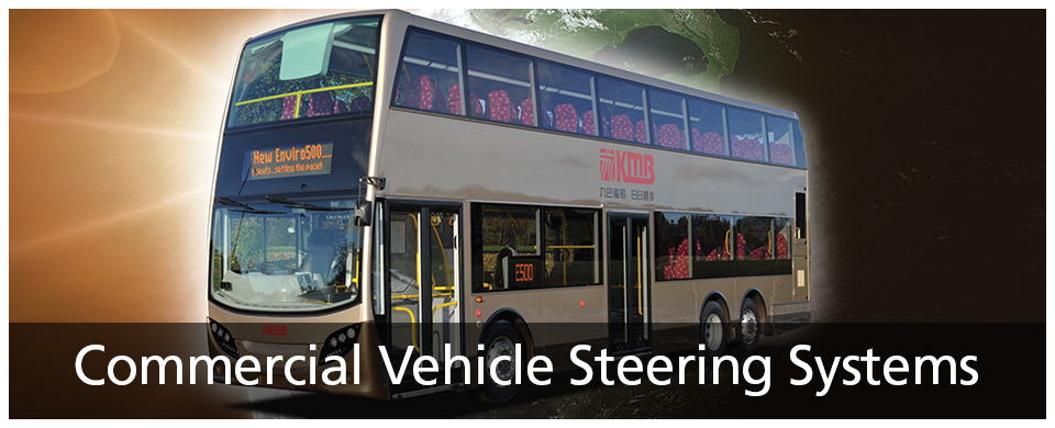 Commercial Vehicle Steering Systems