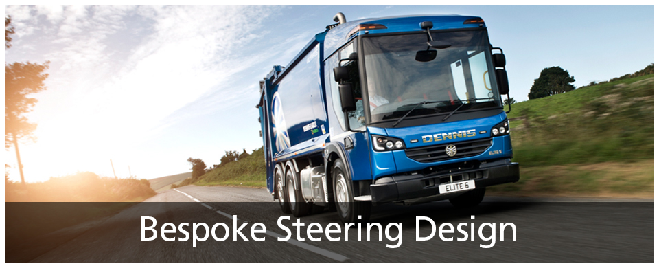 Bespoke Steering Design