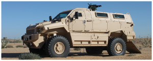Military Vehicle Engineering