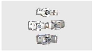 Steering universal joint products