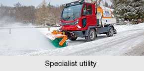 specialist utility sectors