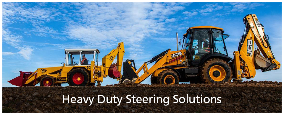 Heavy Duty Steering Solutons