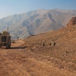 What will a military vehicle look like in five years?